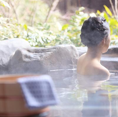 美人の湯と呼ばれる名泉。