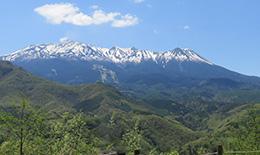 オリンポス三岳